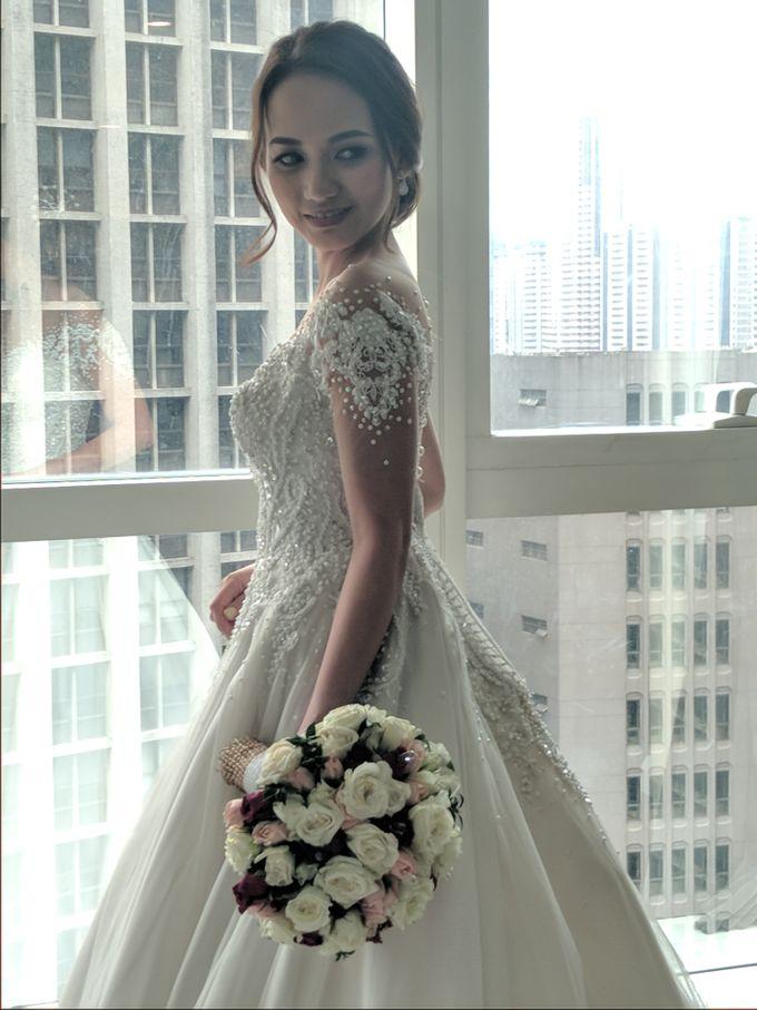 Rachelle Manzano - Mark Fausto Wedding by Magic Touch by Klick Victoria - 005
