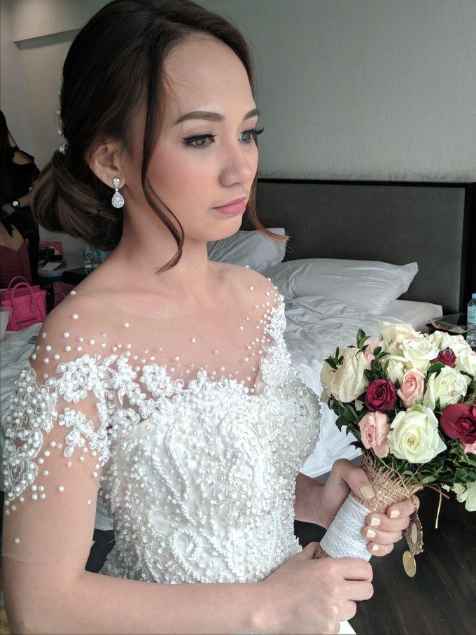 Rachelle Manzano - Mark Fausto Wedding by Magic Touch by Klick Victoria - 004