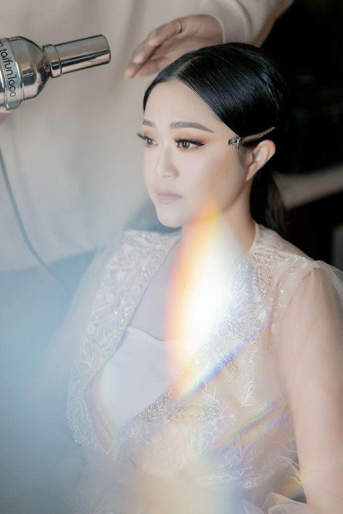 Shangri-la - Alvien & Olivia by Maestro Wedding Organizer - 001