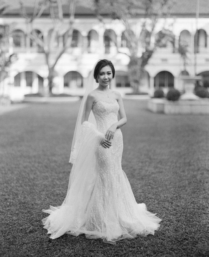 WEDDING OF INDARTA & BELINDA by isamare - 011