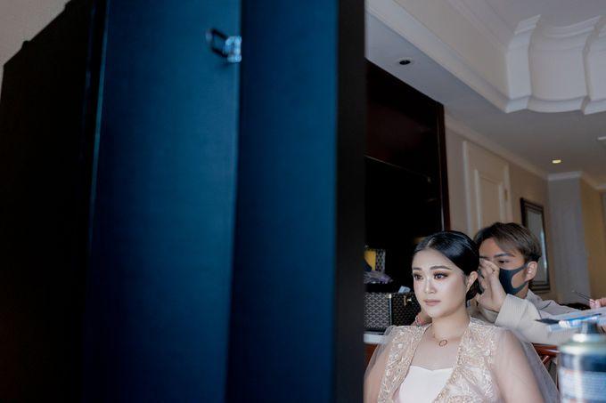Shangri-la - Alvien & Olivia by Maestro Wedding Organizer - 002