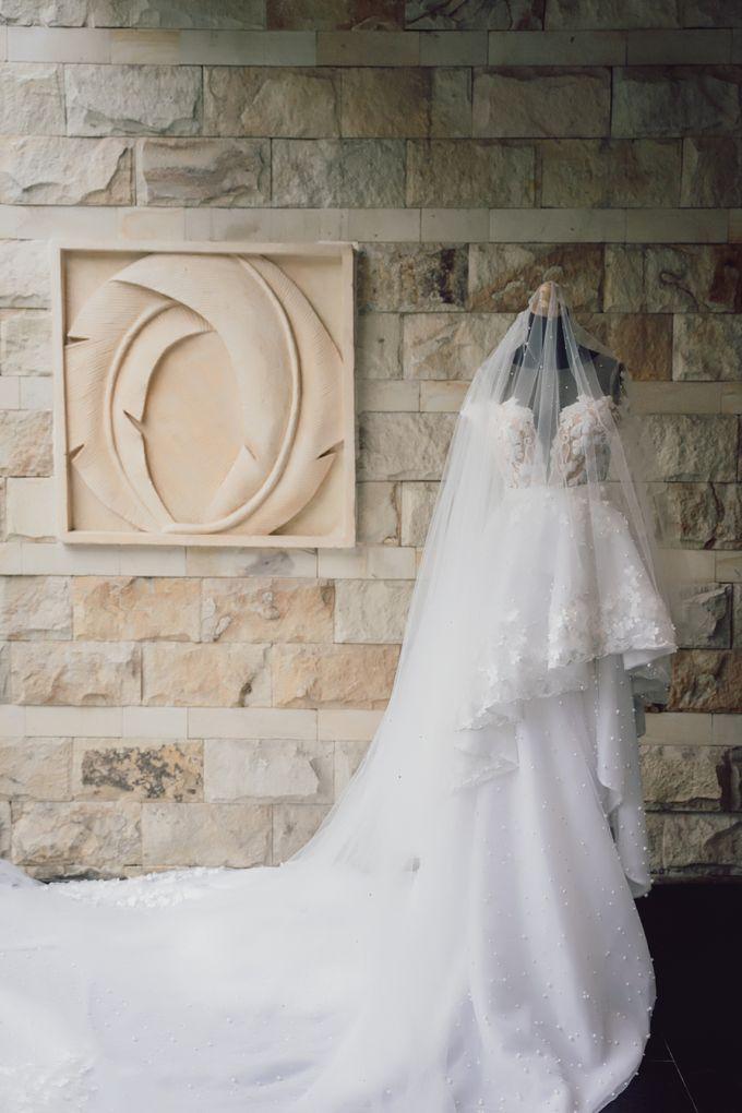 The Wedding of Senjaya & Livia by Bali Wedding Atelier - 002