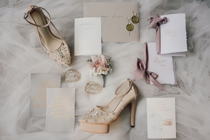 The Wedding of Senjaya & Livia by Bali Wedding Atelier - 007