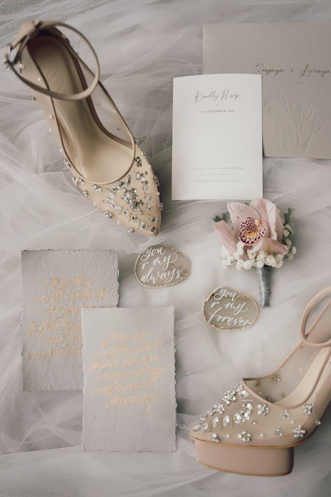 The Wedding of Senjaya & Livia by Bali Wedding Atelier - 008