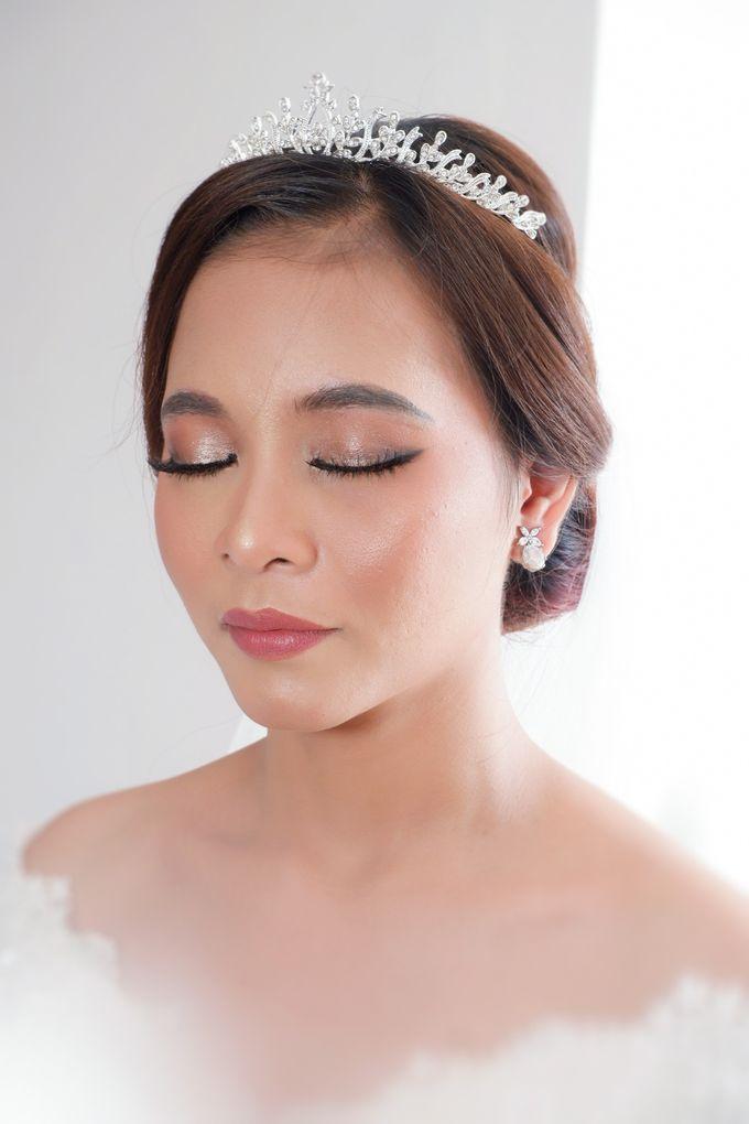 Ms Agatha Wedding by Yuka Makeup Artist - 003