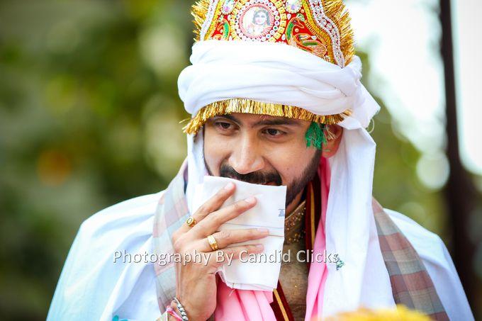 Rahul Weds Rakhi by Candid Clicks - 005