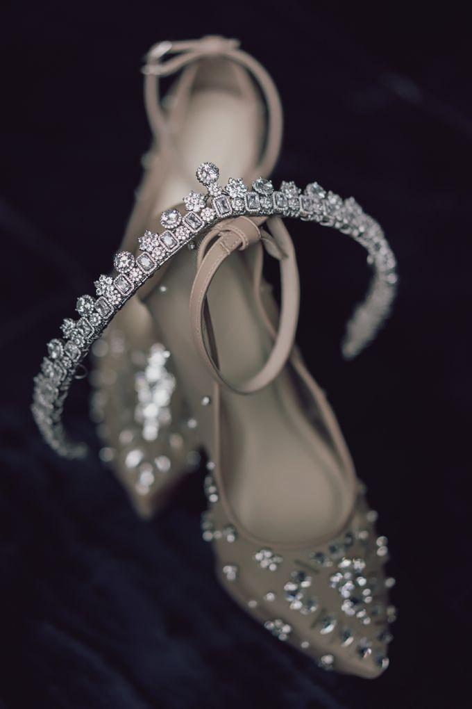 The Wedding of Senjaya & Livia by Bali Wedding Atelier - 006