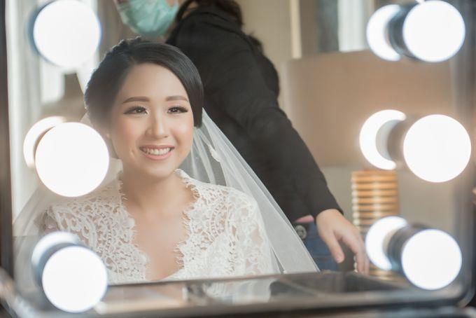 The Wedding of Martin & Eugenia by Mandarin Oriental, Jakarta - 025