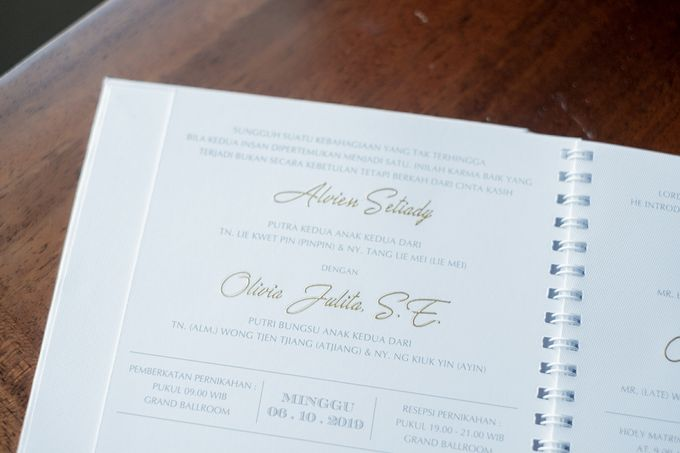 Shangri-la - Alvien & Olivia by Maestro Wedding Organizer - 011