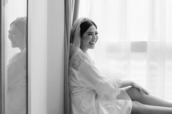Hyatt - Amandio & Debby Supit by Maestro Wedding Organizer - 017