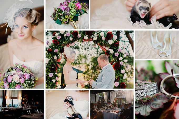 Classic Wedding by Bonvin Events - 001