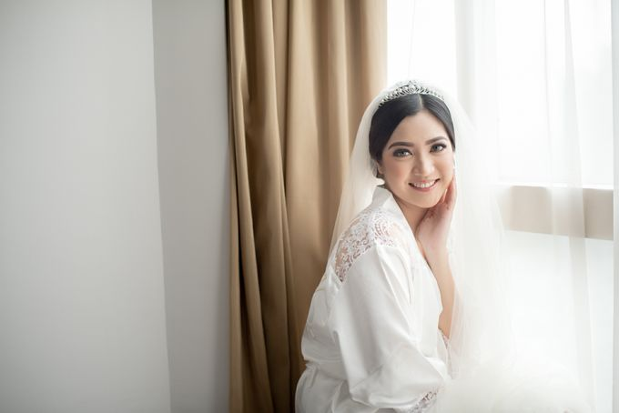 Hyatt - Amandio & Debby Supit by Maestro Wedding Organizer - 018