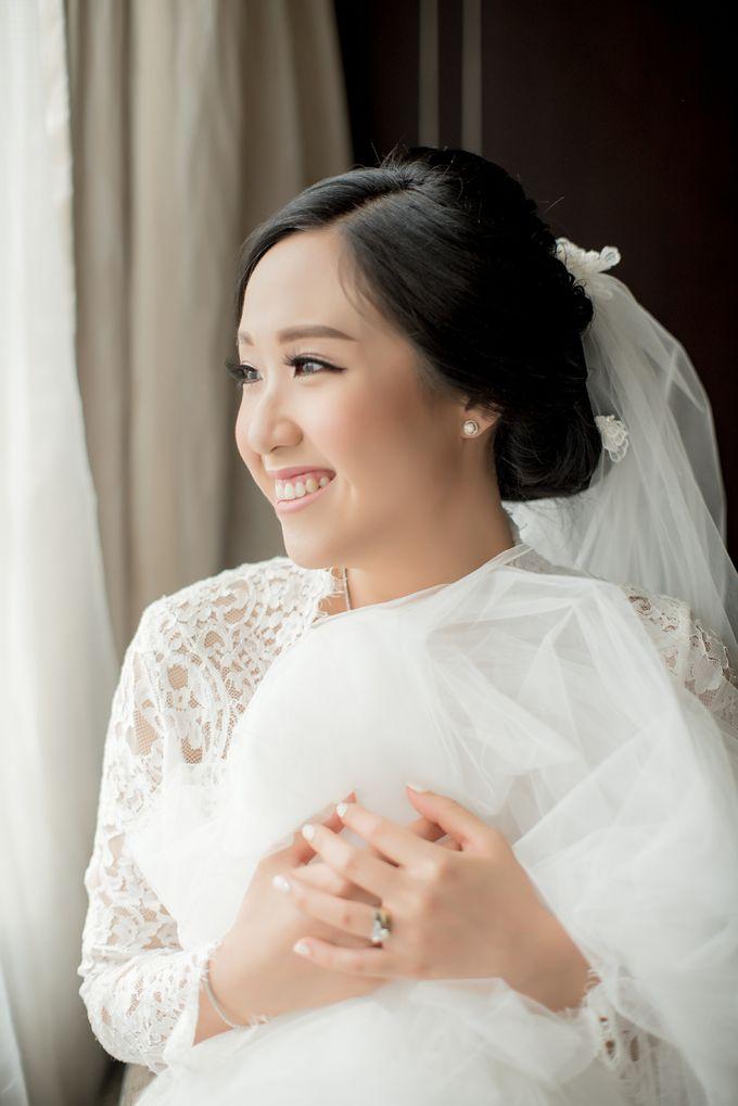 The Wedding of Martin & Eugenia by Mandarin Oriental, Jakarta - 003