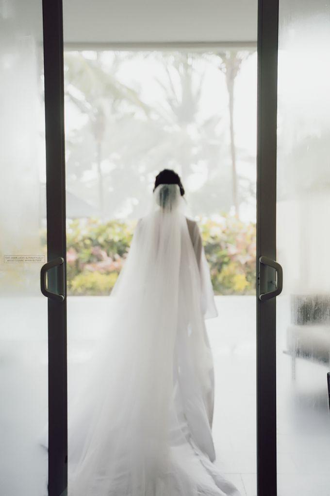 The Wedding of Senjaya & Livia by Bali Wedding Atelier - 010