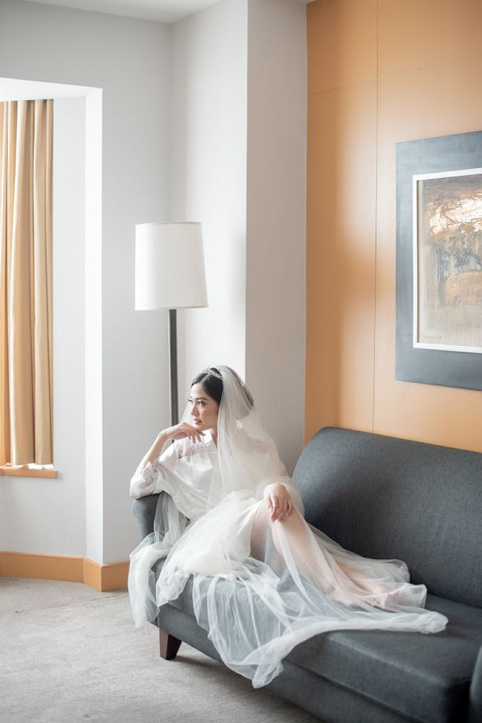 Hyatt - Amandio & Debby Supit by Maestro Wedding Organizer - 024