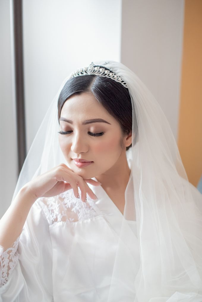 Hyatt - Amandio & Debby Supit by Maestro Wedding Organizer - 025