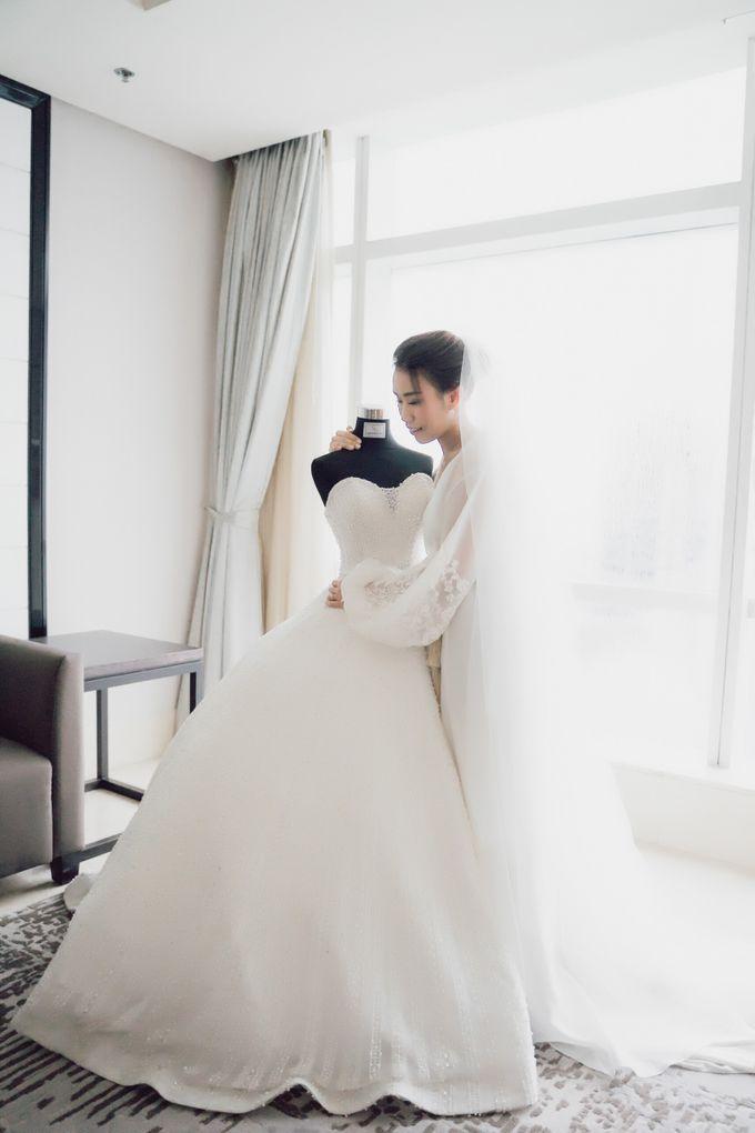 Prosesi Penjemputan Juan & Bella by Skenoo Hall Emporium Pluit by IKK Wedding - 001