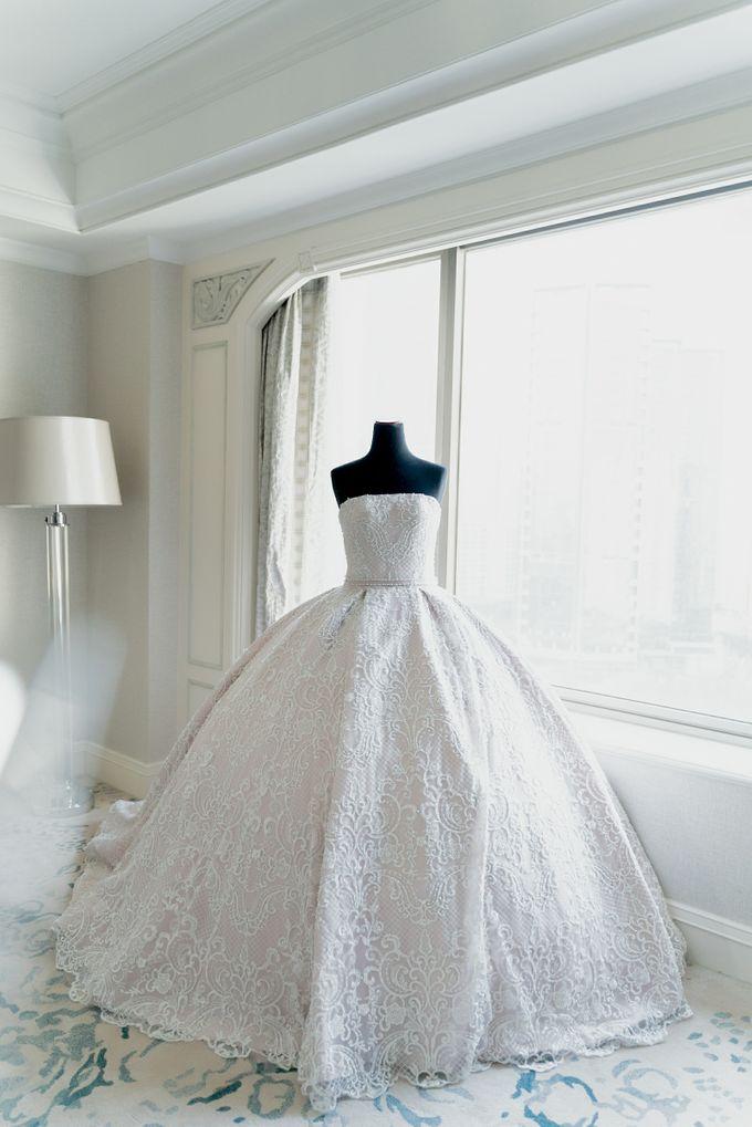 Shangri-la - Alvien & Olivia by Maestro Wedding Organizer - 033