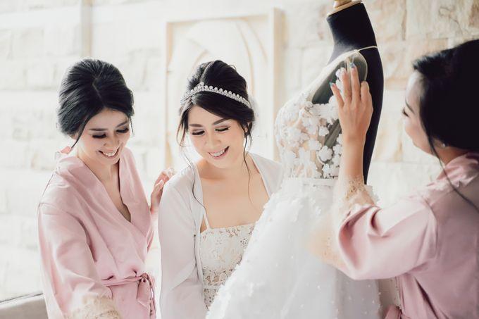 The Wedding of Senjaya & Livia by Bali Wedding Atelier - 013