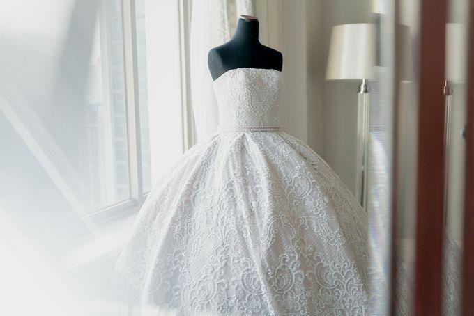 Shangri-la - Alvien & Olivia by Maestro Wedding Organizer - 034