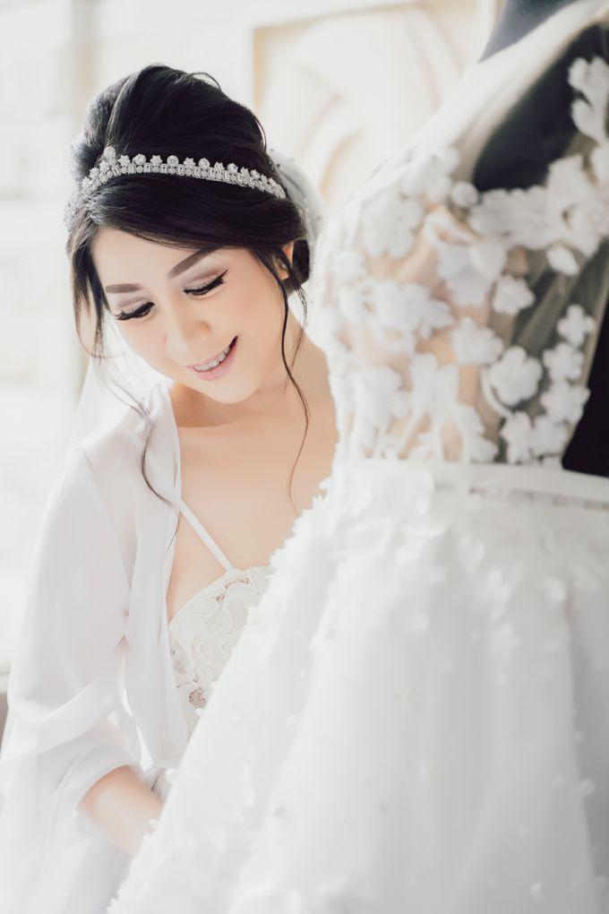 The Wedding of Senjaya & Livia by Bali Wedding Atelier - 014