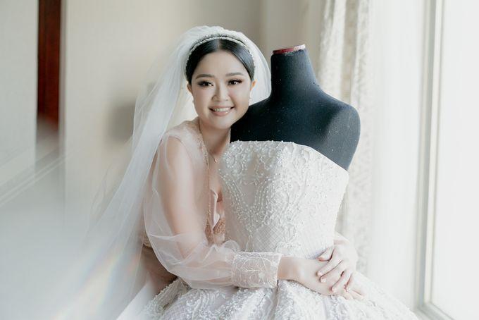 Shangri-la - Alvien & Olivia by Maestro Wedding Organizer - 038