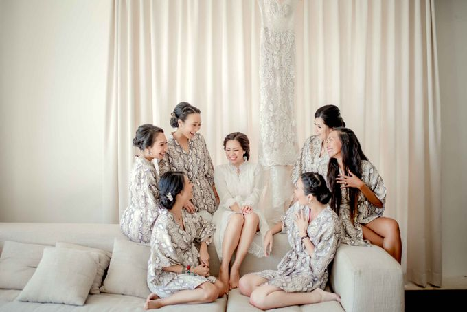 The Wedding of Naomi & Daniel by Bali Eve Wedding & Event Planner - 005