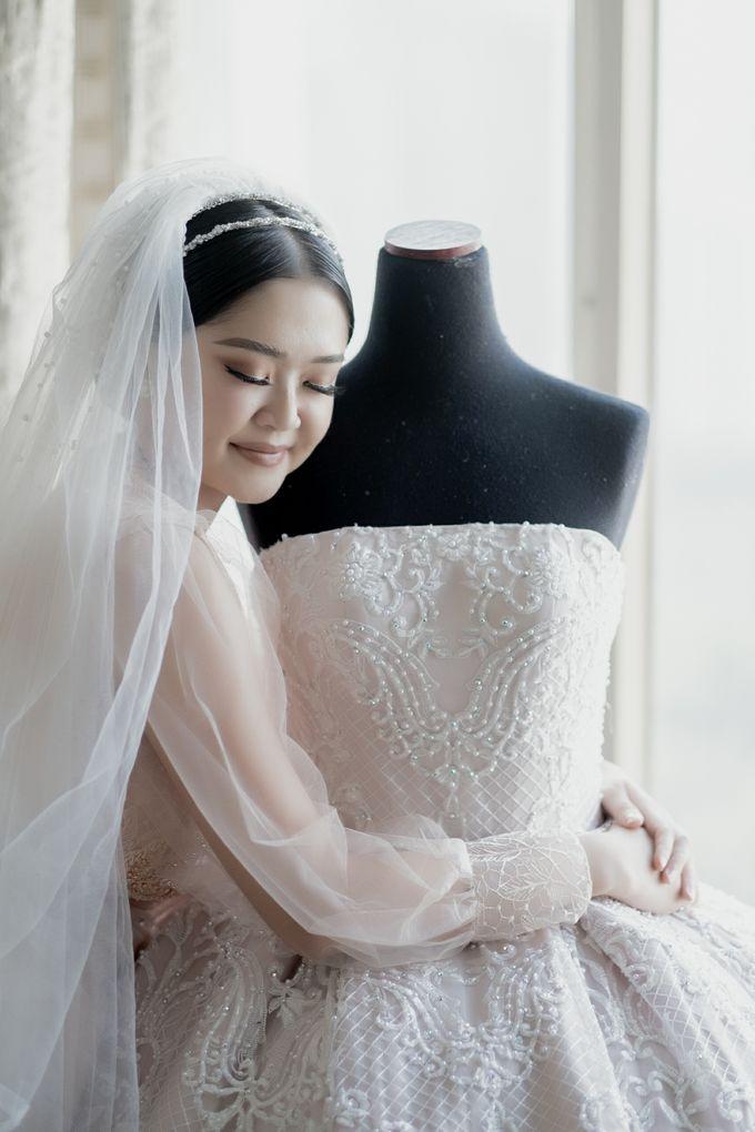 Shangri-la - Alvien & Olivia by Maestro Wedding Organizer - 040