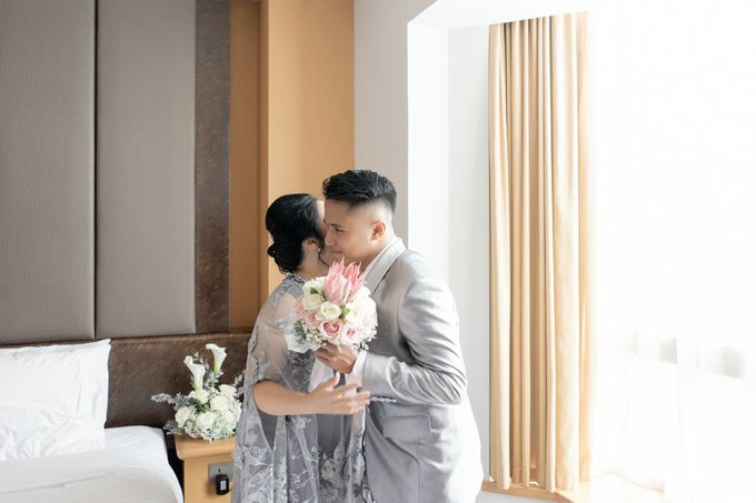 Hyatt - Amandio & Debby Supit by Maestro Wedding Organizer - 028