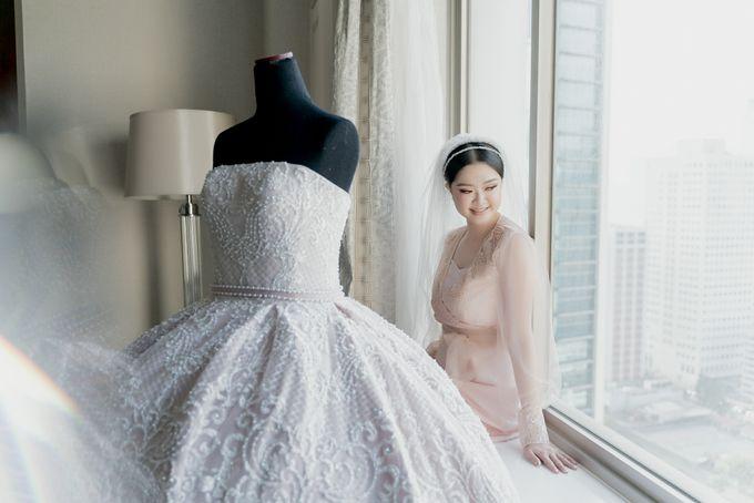 Shangri-la - Alvien & Olivia by Maestro Wedding Organizer - 041