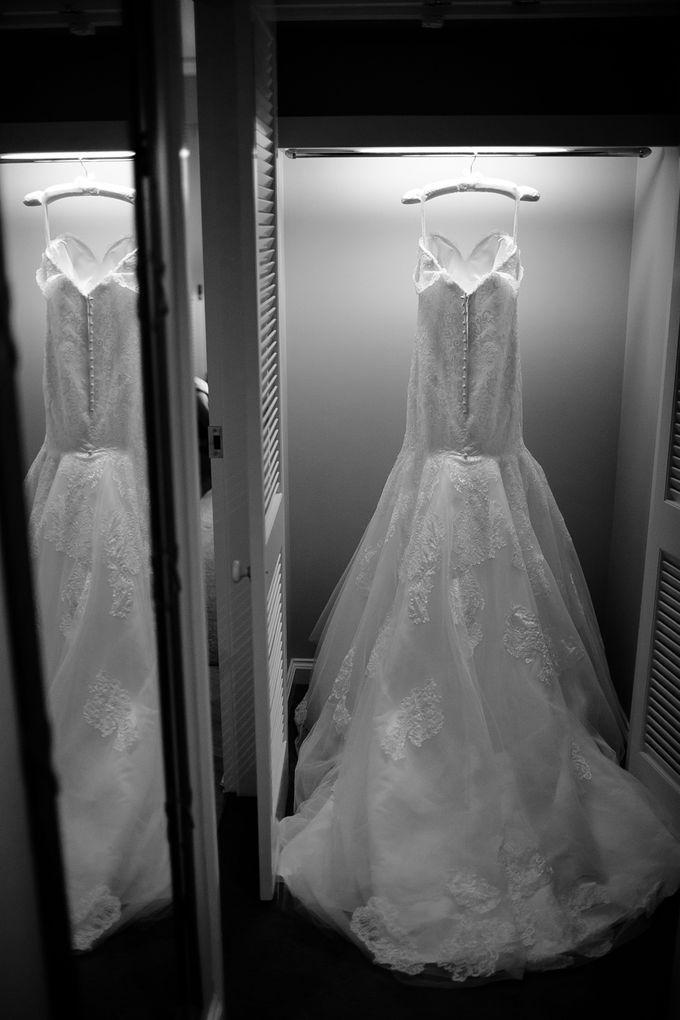 The love story of Bec & Callum - the minimalistic wedding by BWedding Invitations - 001