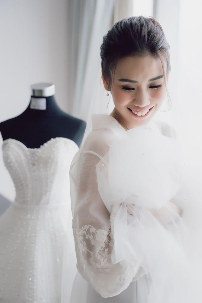 Menara Mandiri - Prosesi Penjemputan Juan & Bella by IKK Wedding Venue - 002