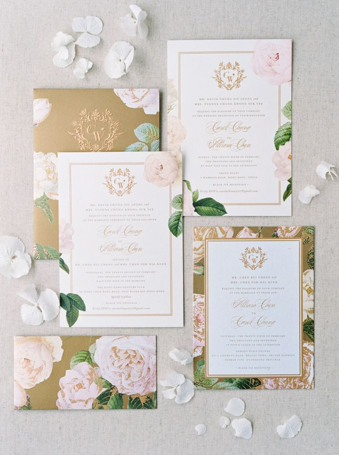 LUMINOUS ILLUSION by The Wedding Atelier - 004