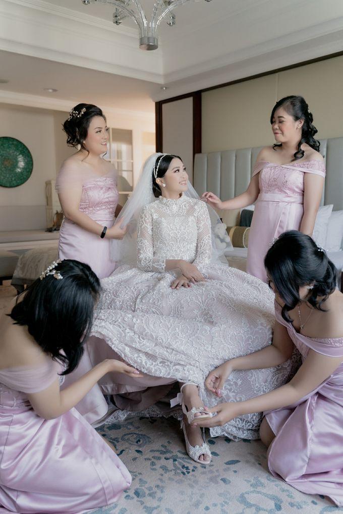 Shangri-la - Alvien & Olivia by Maestro Wedding Organizer - 043