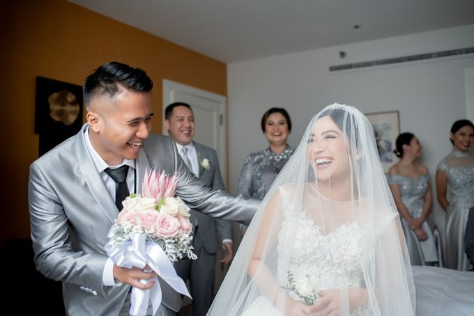 Hyatt - Amandio & Debby Supit by Maestro Wedding Organizer - 031