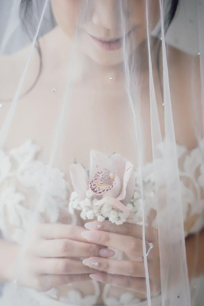 The Wedding of Senjaya & Livia by Bali Wedding Atelier - 016