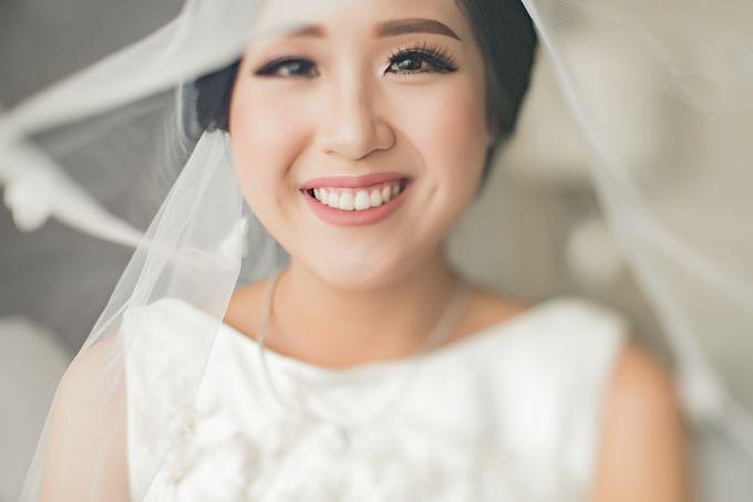 The Wedding of Martin & Eugenia by Mandarin Oriental, Jakarta - 004