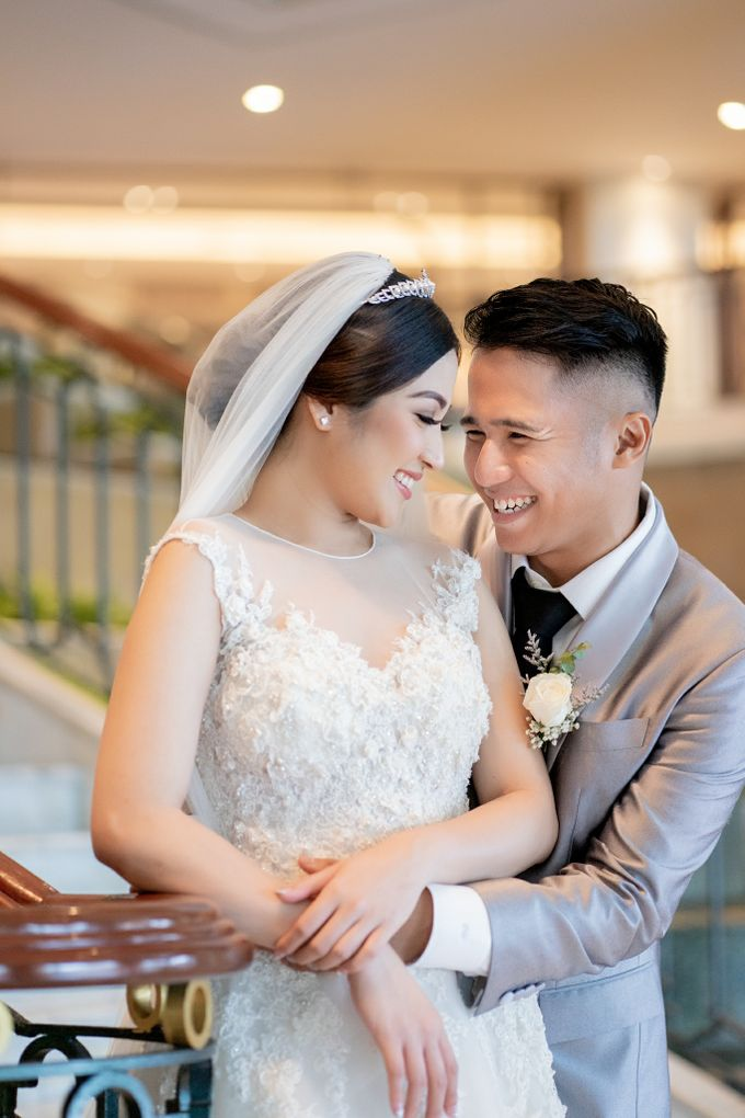 Hyatt - Amandio & Debby Supit by Maestro Wedding Organizer - 032