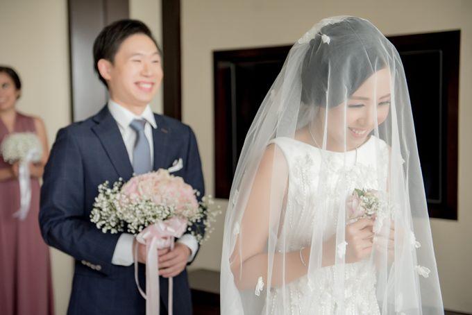 The Wedding of Martin & Eugenia by Mandarin Oriental, Jakarta - 005
