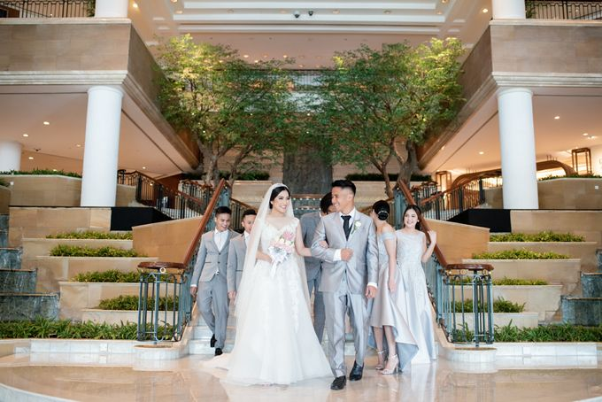 Hyatt - Amandio & Debby Supit by Maestro Wedding Organizer - 034