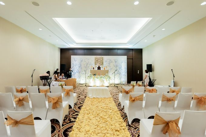 Aswin & Dian by One Heart Wedding - 001