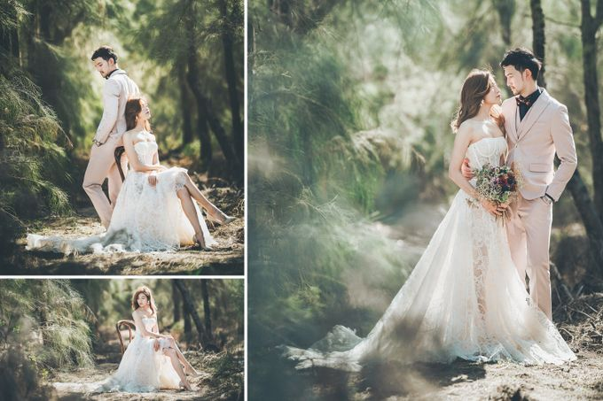 Wiliam & Sarah Romantic Memonts Prewedding by GoFotoVideo - 001