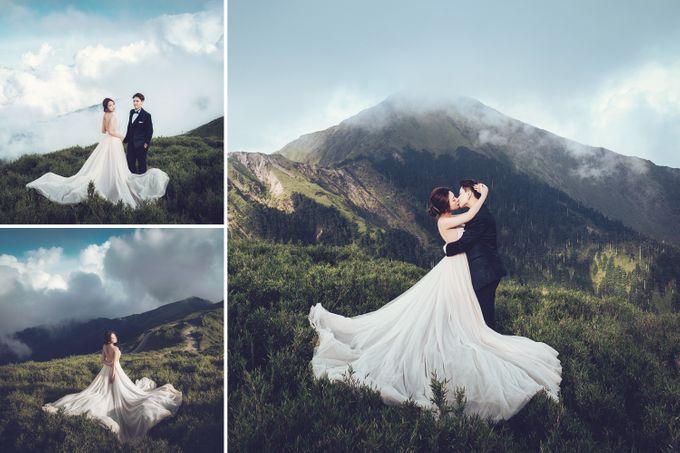 Albertus & Roweina Prewedding at Cibodas by GoFotoVideo - 001