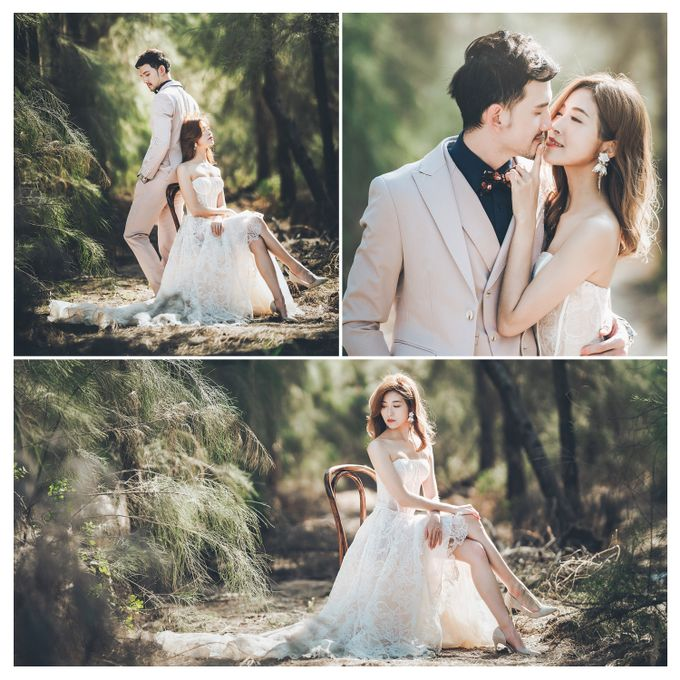 Wiliam & Sarah Romantic Memonts Prewedding by GoFotoVideo - 003