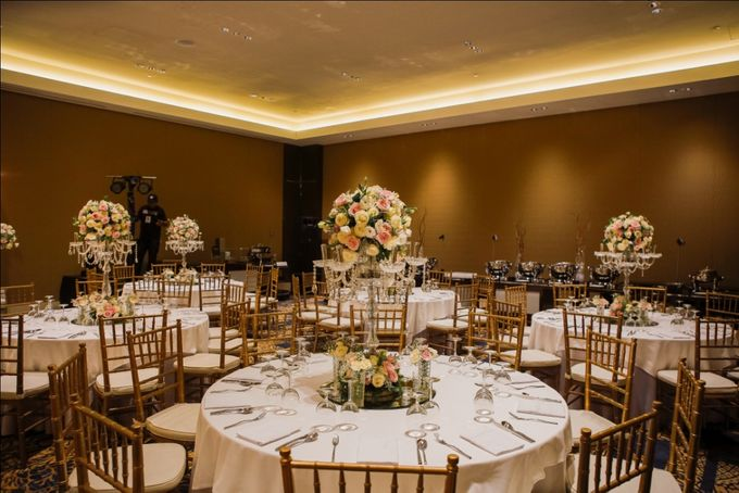Wedding at Mulia Bali by d'Oasis Florist & Decoration - 001
