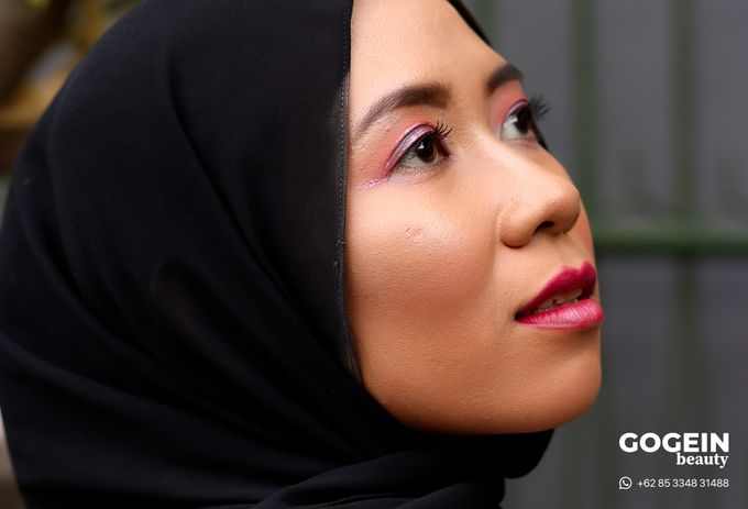 Party Hijab Make-Up by Gogein Beauty - 001