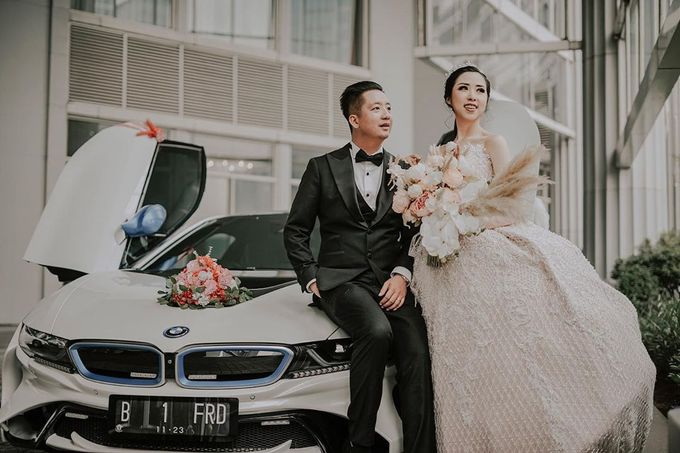 Wedding of Fendi & Olivia - 15.12.19 by The Ritz-Carlton Jakarta, Mega Kuningan - 001