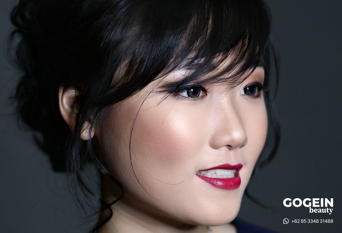 Party Glam Make-Up by Gogein Beauty - 001