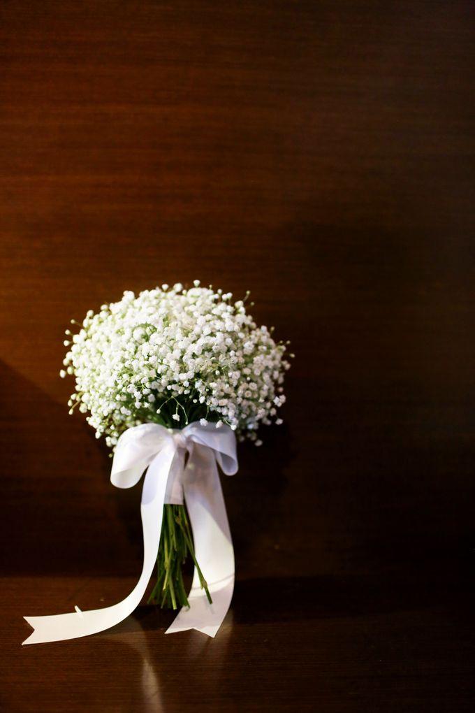 Kenny & Elisa Wedding Day by Hope Portraiture - 013