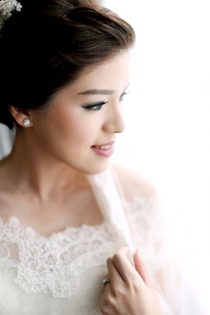 Kenny & Elisa Wedding Day by Hope Portraiture - 005